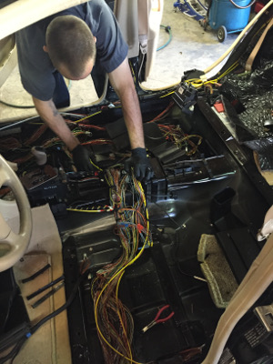 Electrical diagnosis and repair